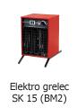 Elektro grelec SK 15 (BM2) - KlimaRent