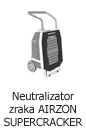 Neutralizator zraka AIRZON SUPERCRACKER - KlimaRent