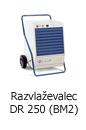 Razvlaževalec DR 250 (BM2) - KlimaRent